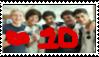1D Stamp by SurferChick1311