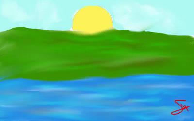 When The Sun Rises... by SurferChick1311