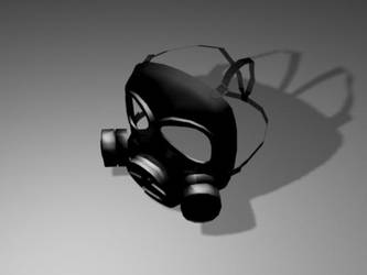 Gas Mask by OGCHUCK