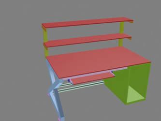 Desk by OGCHUCK