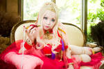Koyuki - Sheryl Nome Gorgeous by Nlghtmal2e