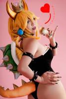 Bowsette (1) By Koyuki by Nlghtmal2e