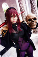 Scathach Lancer (2) by Koyuki by Nlghtmal2e