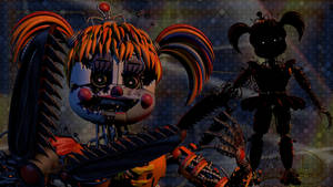 Scrap Baby Wallpaper by Lord-Kaine