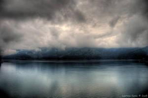 Blue Lake by Lentziu