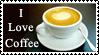 I Love Coffee by OlegVRK
