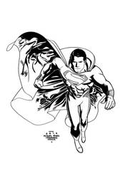 Man of Steel by miguelangelh