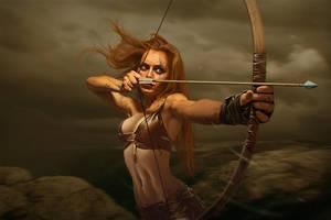 Archer by AndreyDenisov
