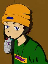 naota rockin folly cooly juice by dorkonx
