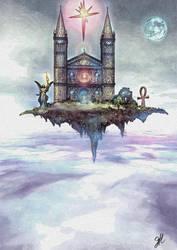 Sanctum Celestial by FrancisLugfran