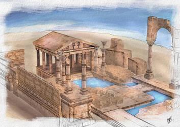 Ancient Egyptian Mystery Schools by FrancisLugfran