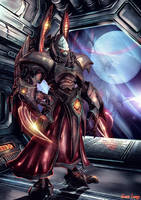 Alarak - Starcraft by FrancisLugfran