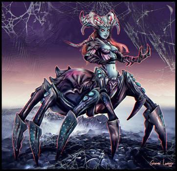 Arachne by FrancisLugfran