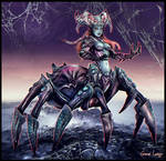 Arachne by FrancisLugfran