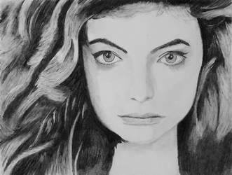 Oh Lorde by AleenaJ