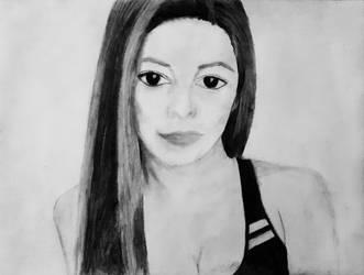 Linda Portrait by AleenaJ