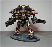 Imperial Knight by TheWayOfTempest
