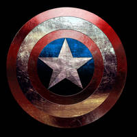 Captain America Shield10 by Dodonius