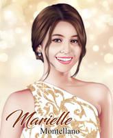marielle montellano by toffee-ian