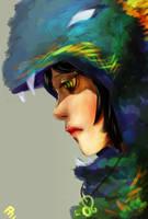 Leo Girl by zzpopzz