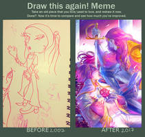 Draw This Again 3 by zzpopzz