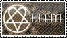 HIM stamp by tsmarcus