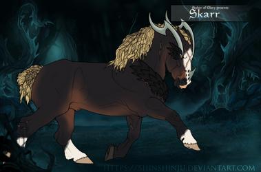 0028 | Skarr by SeekerOfGlory