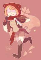 [OC] Rogue Juliette seconded by Noodlette