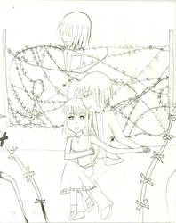 One last winter drawing by Rei-sama164