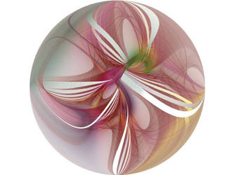 Flower Marble by DWALKER1047