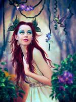 Paradise Bird by VeilaKs