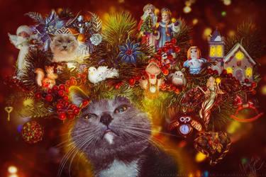 Happy New Year! by VeilaKs