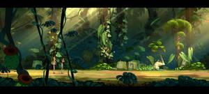Jungle Design by cyrilcorallo