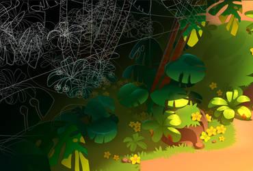 New Jungle Dev by cyrilcorallo