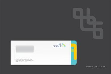 LM-Branding _ Envelop by ammab8