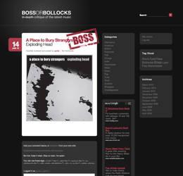 Bossorbollocks.com by michaelalmond