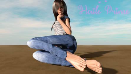 Sarah 8-6 by HailePrime