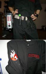 Ghostbusters Flightsuit Update by RPDOfficer