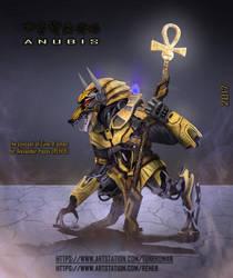 Anubis by tuner95