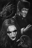 Bruce And Brandon Lee Tribute by darkclub