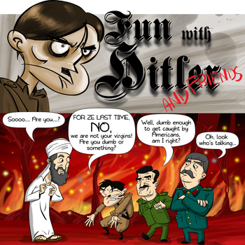 20 - Fun with Hitler 2 by achaziel