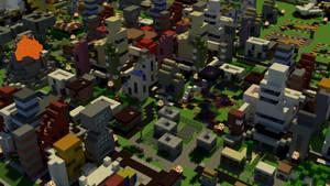 Minecraft: Simburbia by SupahPOW31