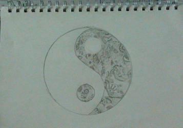 Yin Yang by MusicLover6606
