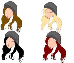Hair Colours by MusicLover6606