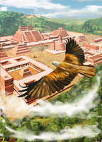 Tenochtitlan by JCSnoop