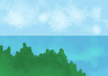 The Sea by freezyheart