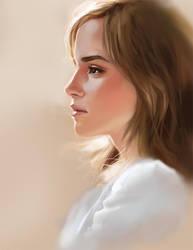 Emma Watson by Gravija-Sunrise