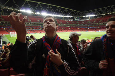 Cska - Arsenal - 0:0 by Fomich