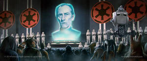 The Tarkin Doctrine by AnthonyDevine