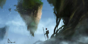 Speed Paint 3- Explorer by AnthonyDevine